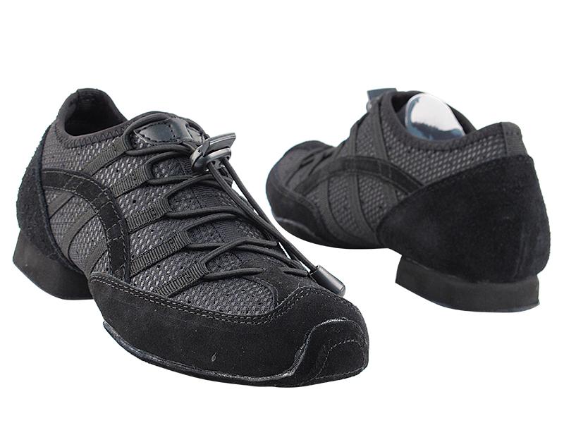 Dance Sneaker - Very Fine Sneaker - VFSN005  - Black
