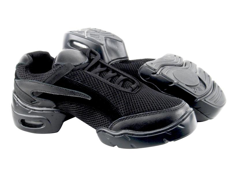 Dance Sneaker - Very Fine Sneaker - VFSN008 - Black