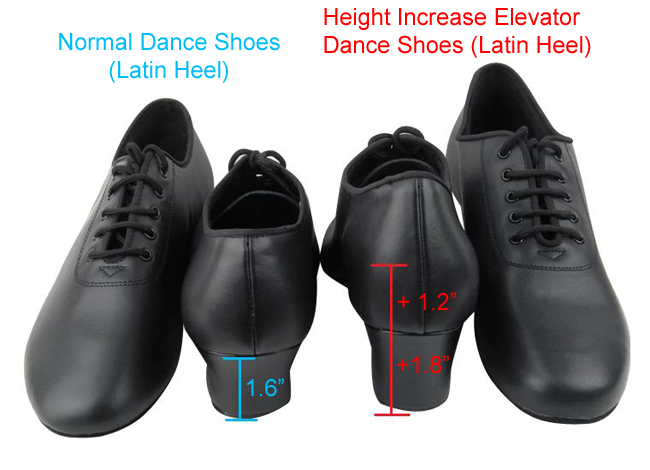 Increase Height Mens Shoes
