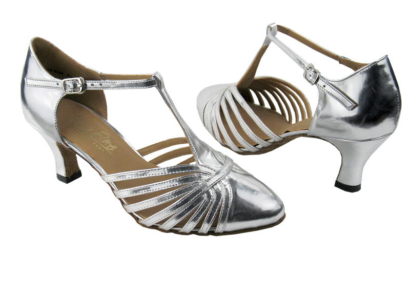 Ladies' Standard & Smooth - Very Fine Classic   - 6829 - Silver Leather
