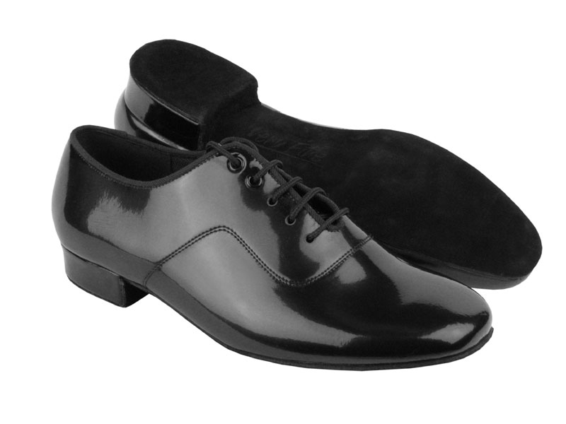 Men's Standard & Smooth - Very Fine C Series - C917101 - Black Patent