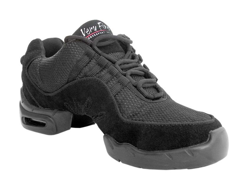 Dance Sneaker - Very Fine Sneaker - VFSN002 - Black