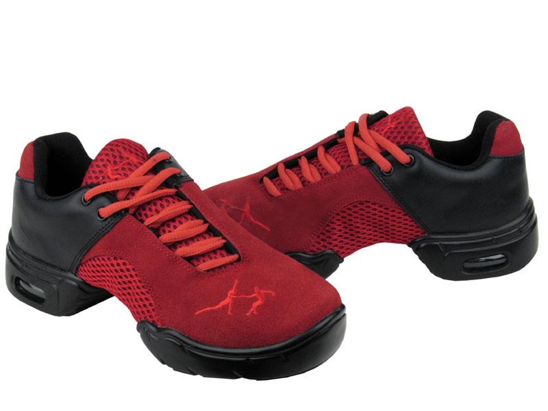 Dance Sneaker - Very Fine Sneaker - VFS Matrix - Red