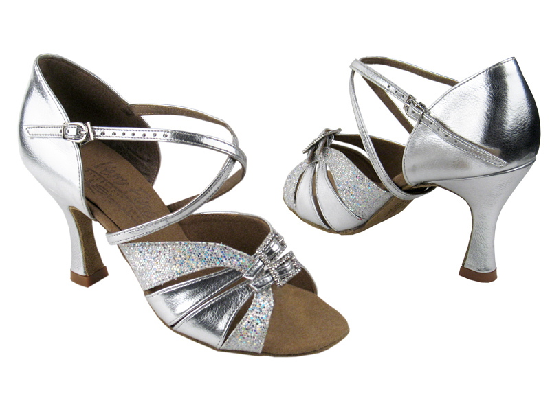 Ladies' Latin, Rhythm & Salsa - Very Fine Signature - S92307 - Silver Scale & Silver