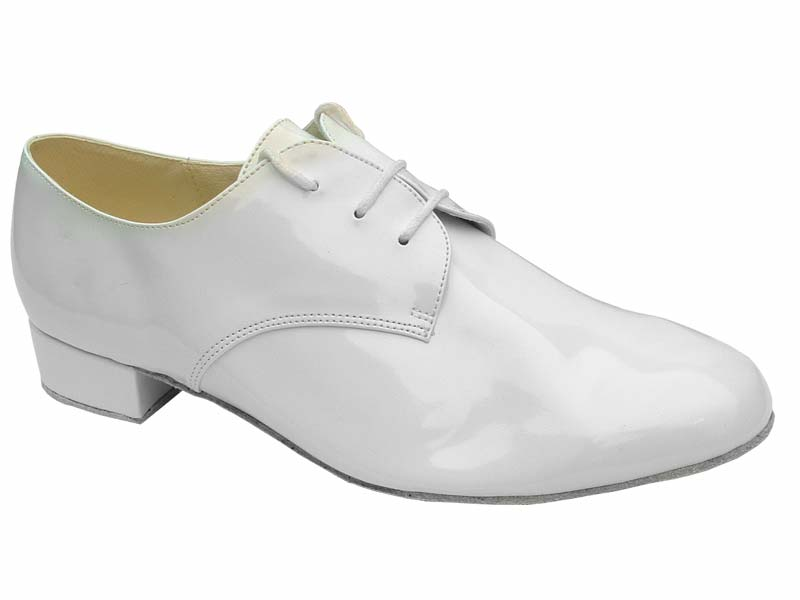 Men's Standard & Smooth - Very Fine Classic - 916103 - White Patent