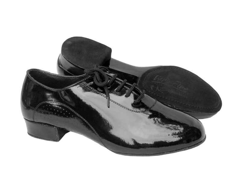 Men's Standard & Smooth - Very Fine Signature - S309 - Black Patent