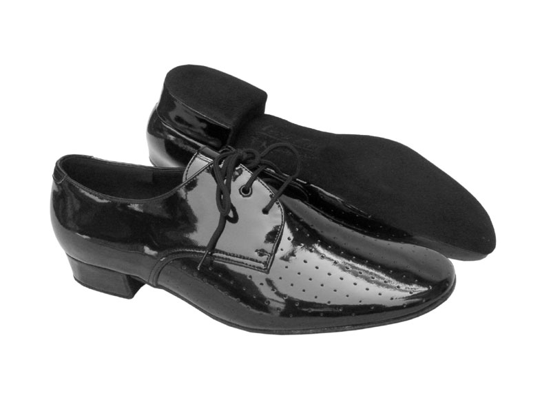 Men's Standard & Smooth - Very Fine Signature - SPT6 - Black Patent