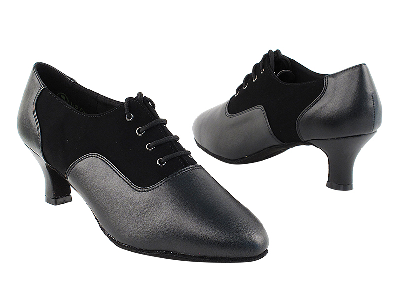 C1688 Black Nubuck_ Black  with 2