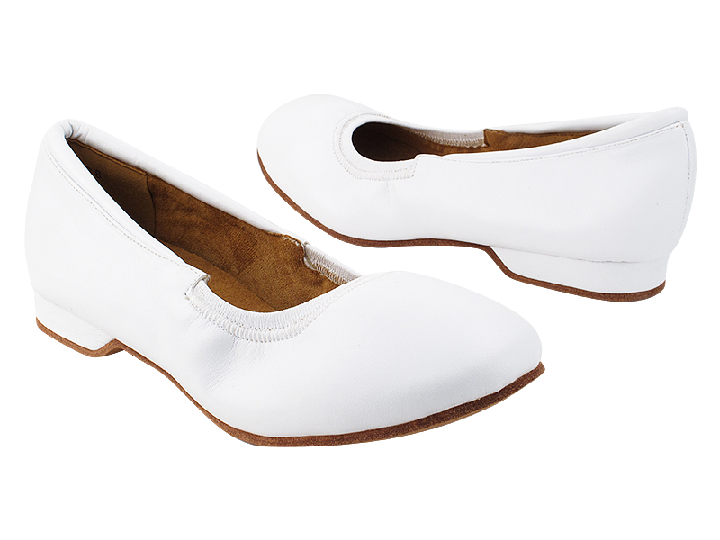 ProComfort20 White Leather