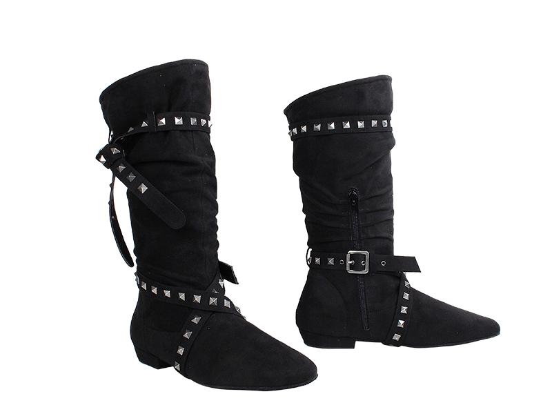 eaa389bc634 VF Boot Lana Black