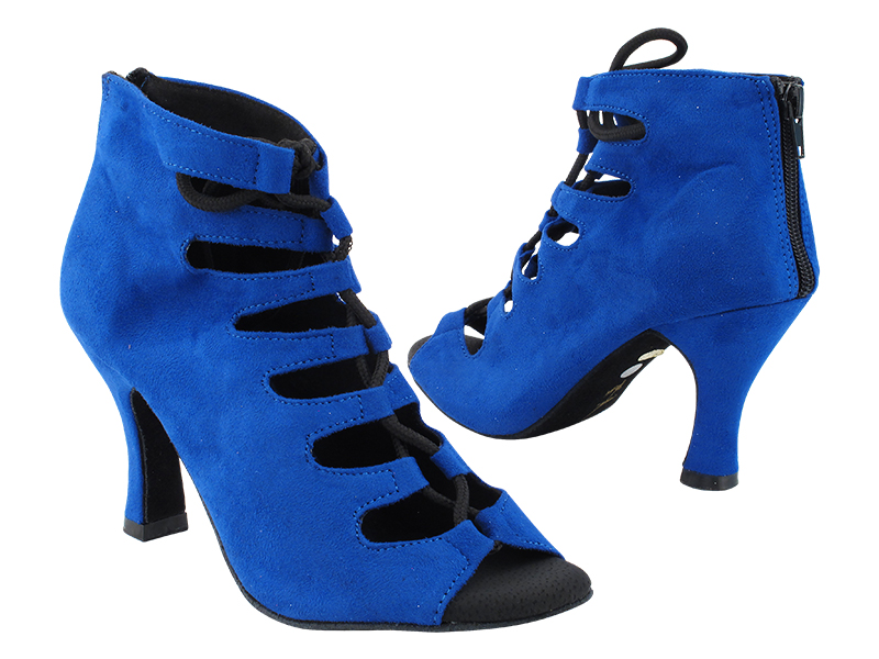 VFBoot Latin 3304 Blue Suede with 3