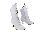 VFBoot SERACanCan White Leather