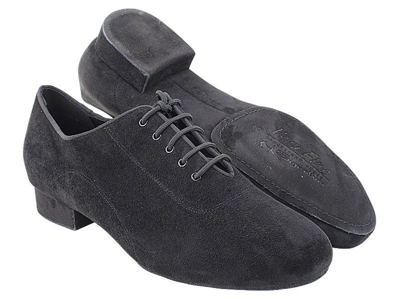 S309 Black Oxford Nubuck with 1
