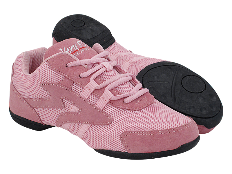 VFSN012 Low-Profile ALL Pink with Flat Tree Gum Sole