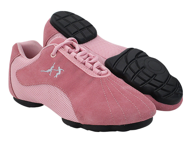 VFSN016 ALL Pink with Flat Tree Gum Sole