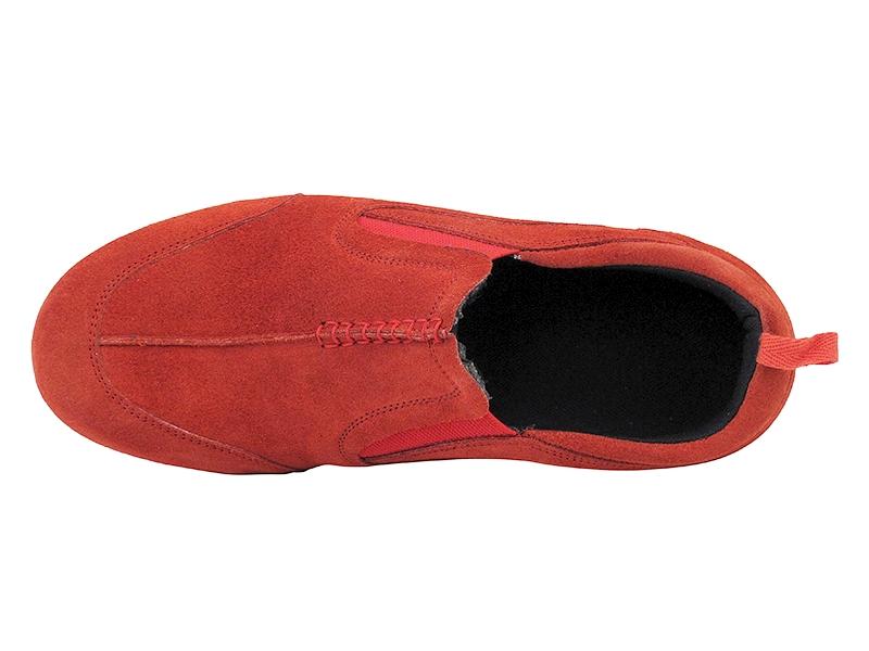 SERA701BBX Red Suede 9055d3926
