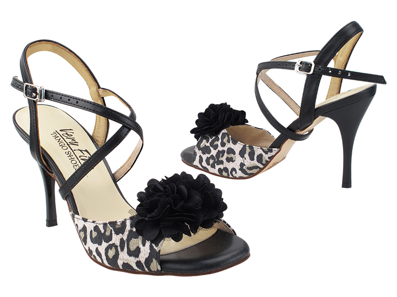 VFTango 025  Snow Leopard Suede with 3.5