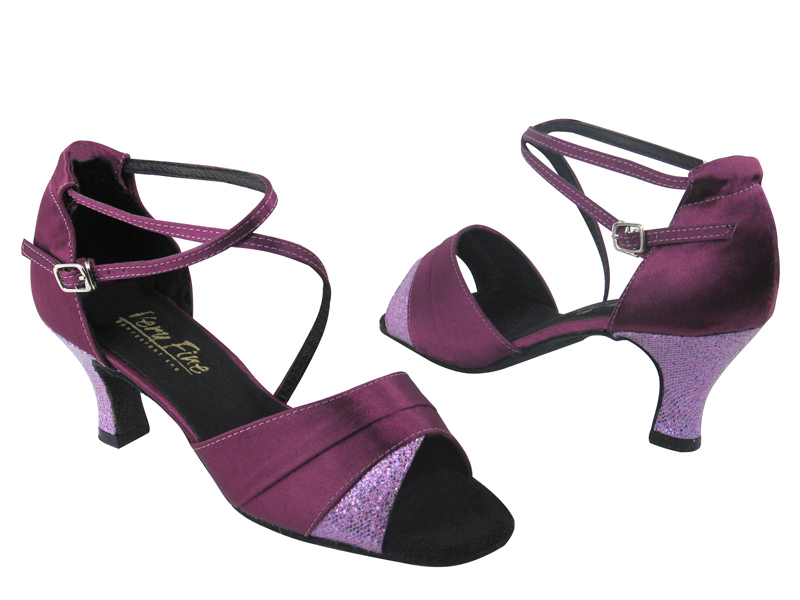 1659 111 Purple Satin & 190 Purple Scale