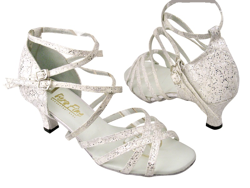 5008 194 Lace White Stardust