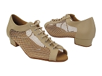 SERA1643FT 284 Tan Leather_503 Mesh