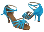 SERA2613 120 Light Blue Satin