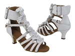 SERA7026 218 White Leather