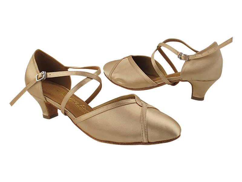 SERA9623 Light Brown Satin with 1.2