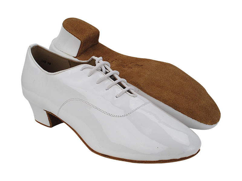 C2301 White Patent with 1.5