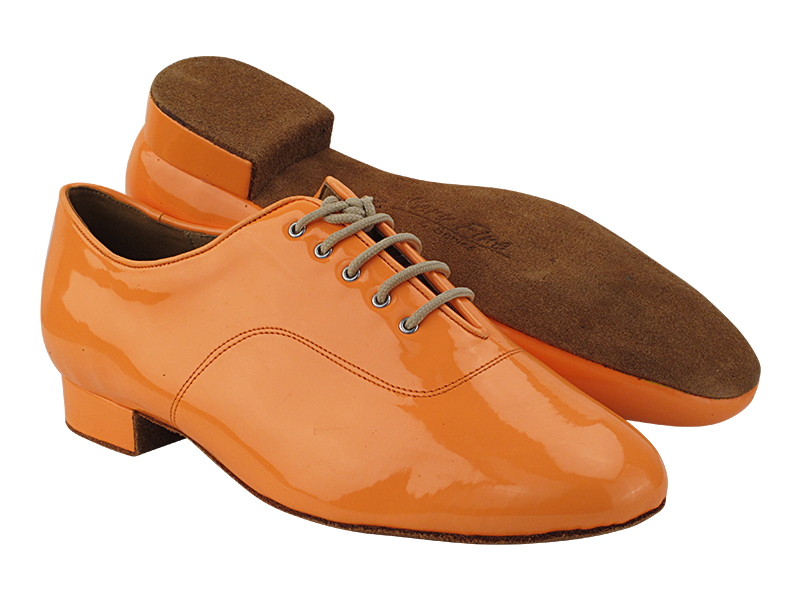C2503 228 Fluorescent Orange Patent with Men 1