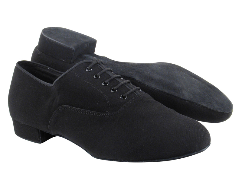 C919101 Black Oxford Nubuck with 1