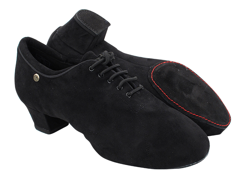 CD9316 Black Nubuck with Men 1.5