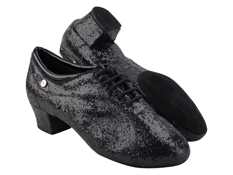 CD9316 Black Sparkle with Men 1.5