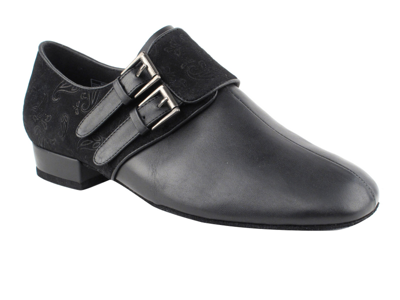 CD9006A Black Leather & Nubuck with 1
