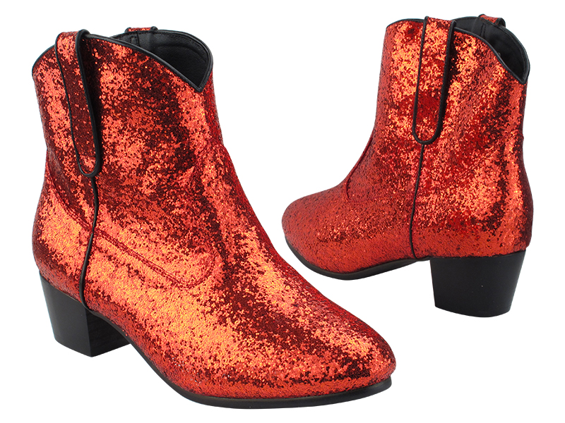VFBoot Nashville Red Sparkle with 1.65