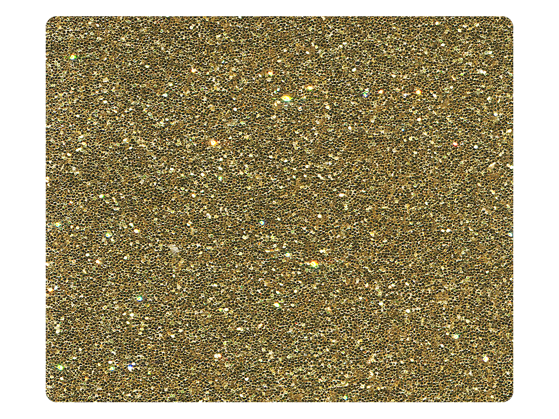 174 Light Gold Stardust Fabric Swatch