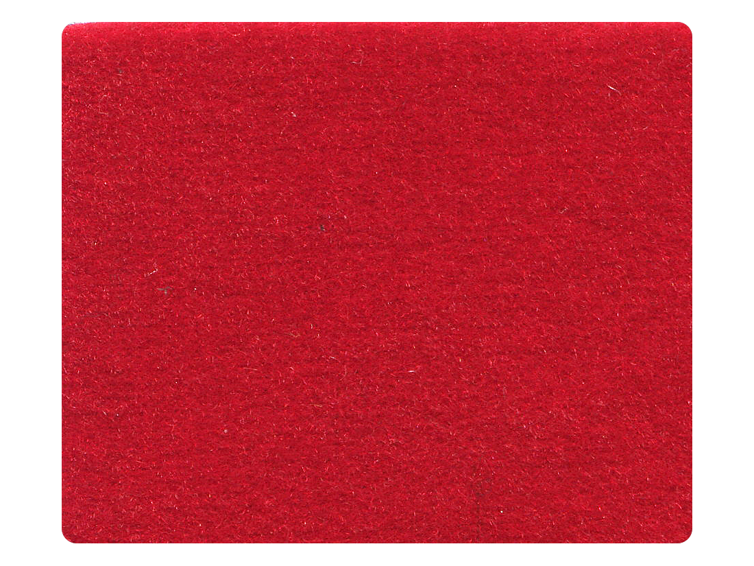 228 Red Velvet Fabric Swatch