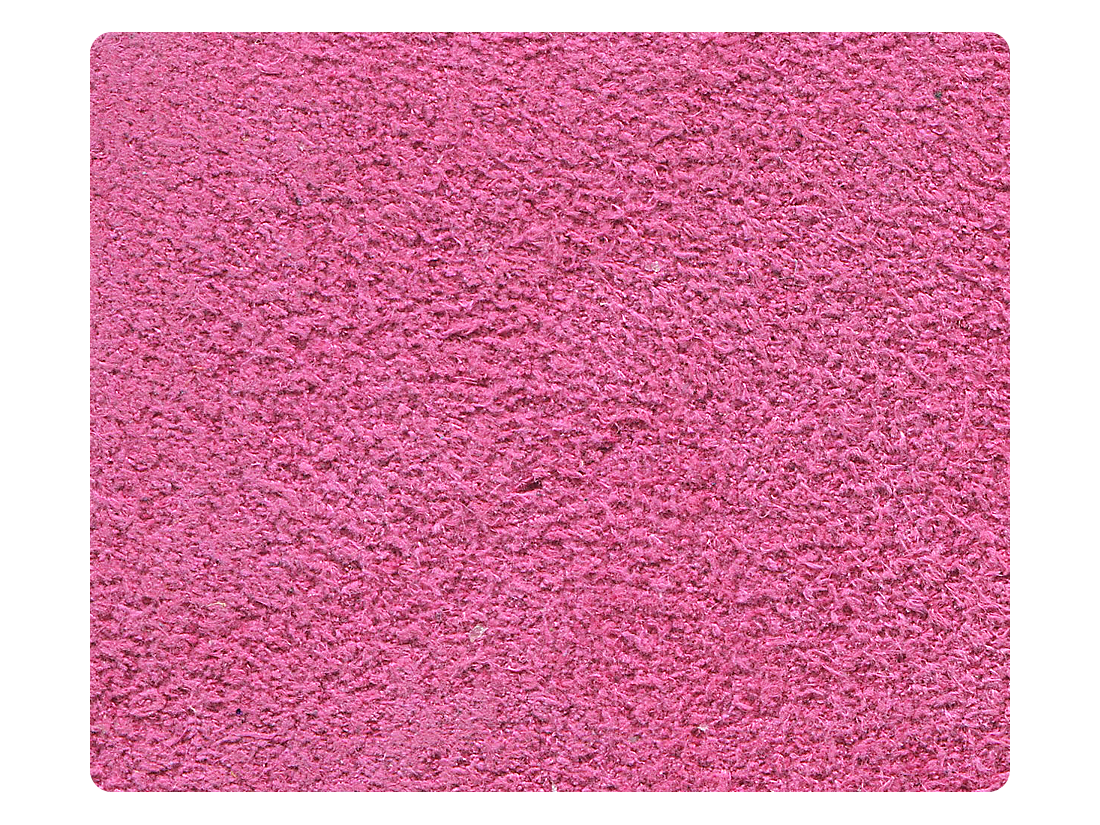 283 Pink Suede Fabric Swatch