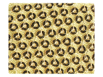 23 Gold Sequin Satin