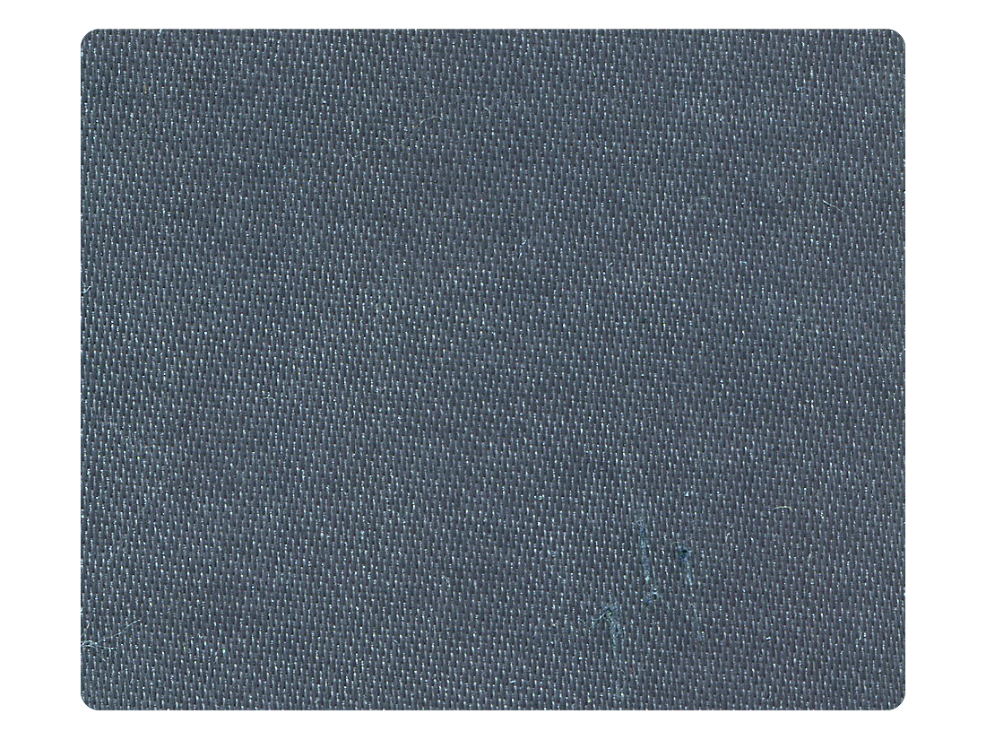 79 Grey Satin Fabric Swatch