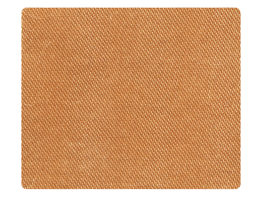 82 Light Brown Satin Fabric Swatch