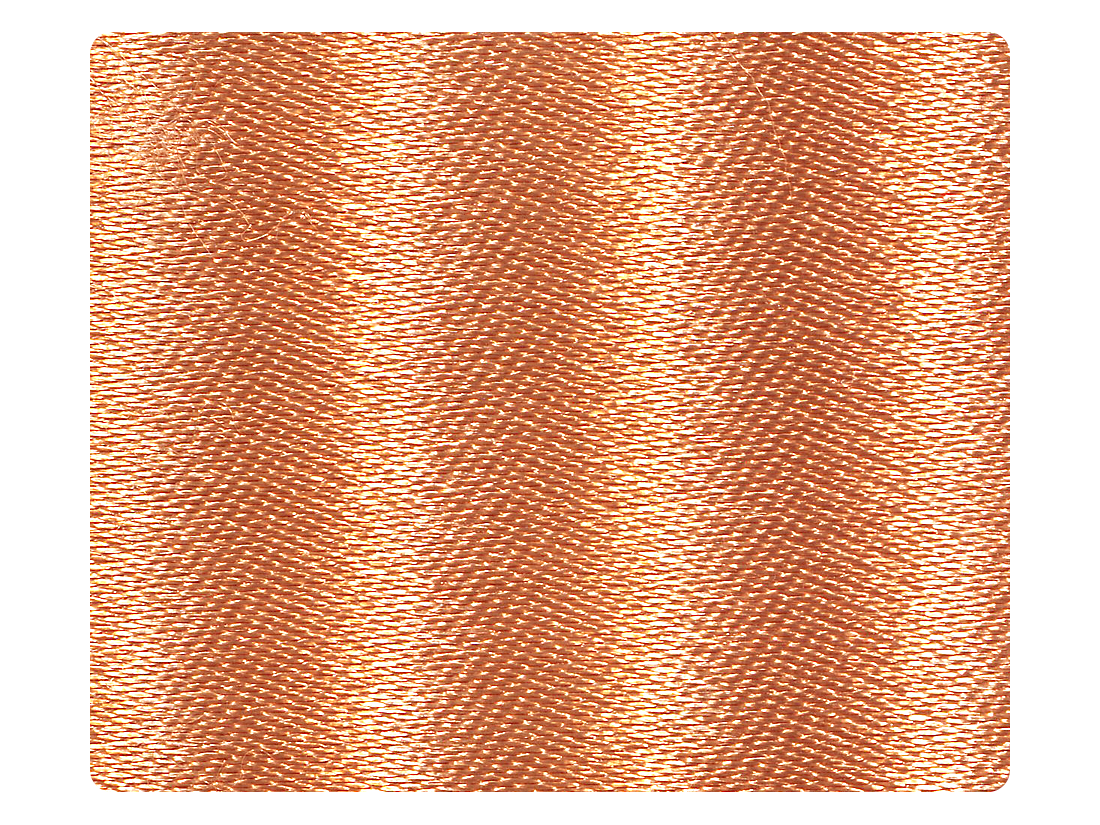 153 Tan Satin Fabric Swatch