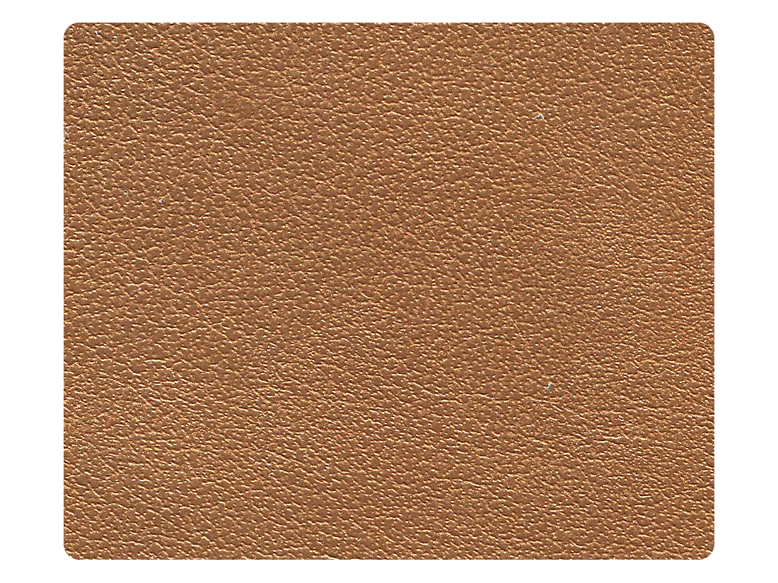287 Copper Nude PU Fabric Swatch