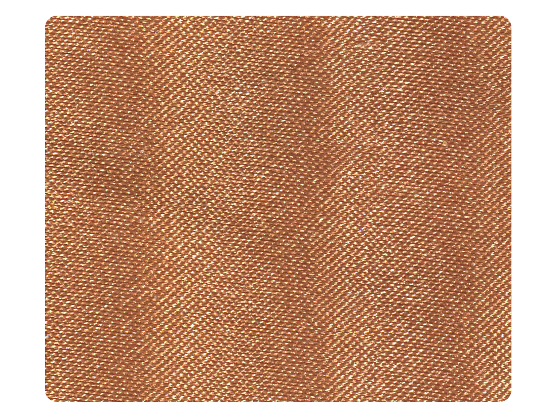281 Tan Satin Fabric Swatch