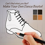 Make Your Own Men Dance Boots