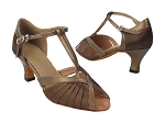 2707 316 Coffee Satin_59 Copper Leather