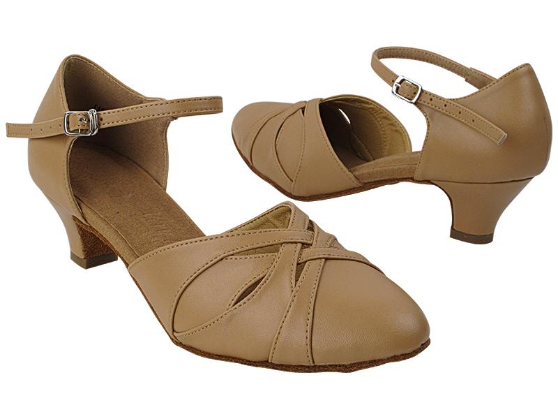 d6ee4b89d9fddf SERA3542 Beige Brown Leather