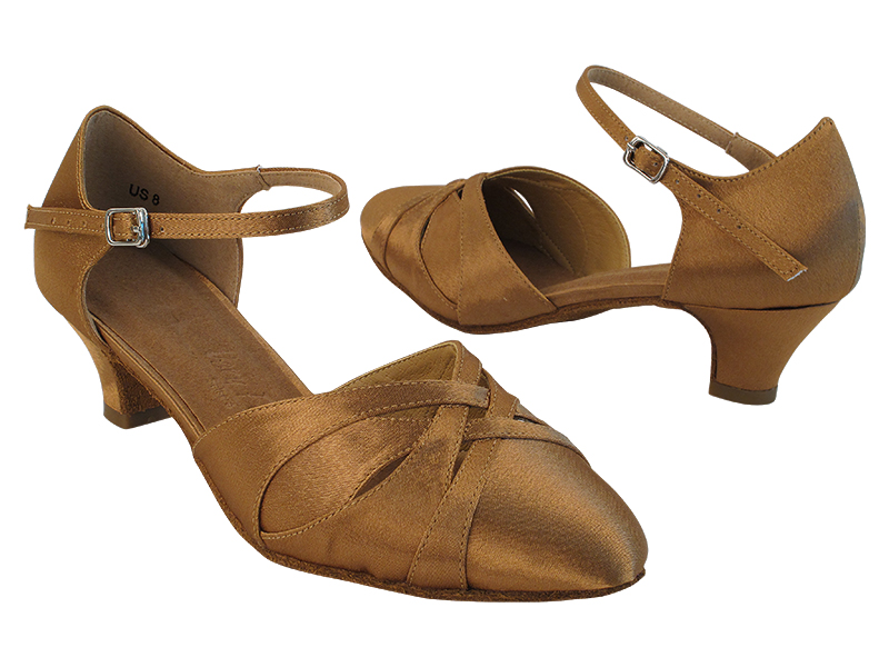 SERA3542 Brown Satin with (5028) 1.2