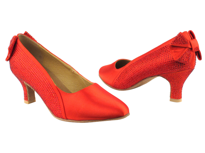 SERA5512 Red Satin with 2.5