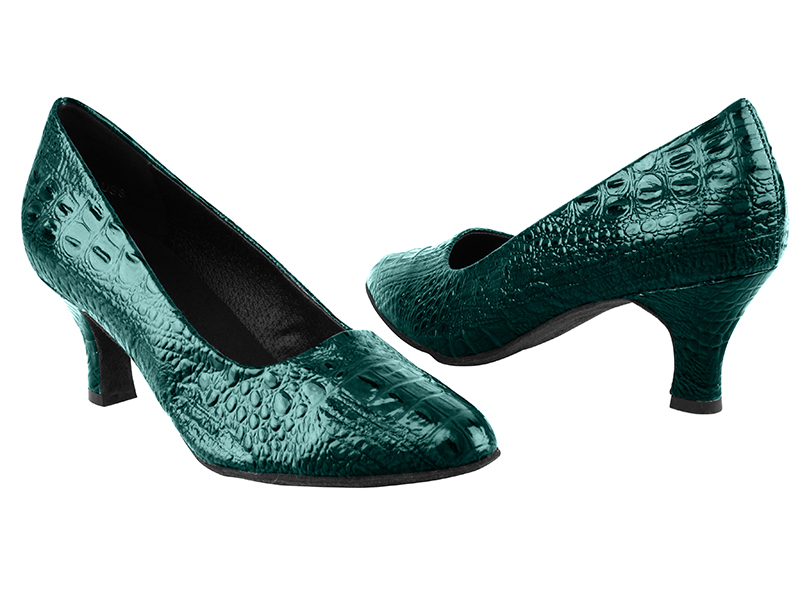 SERA5513 Turquoise Croc with 2.5
