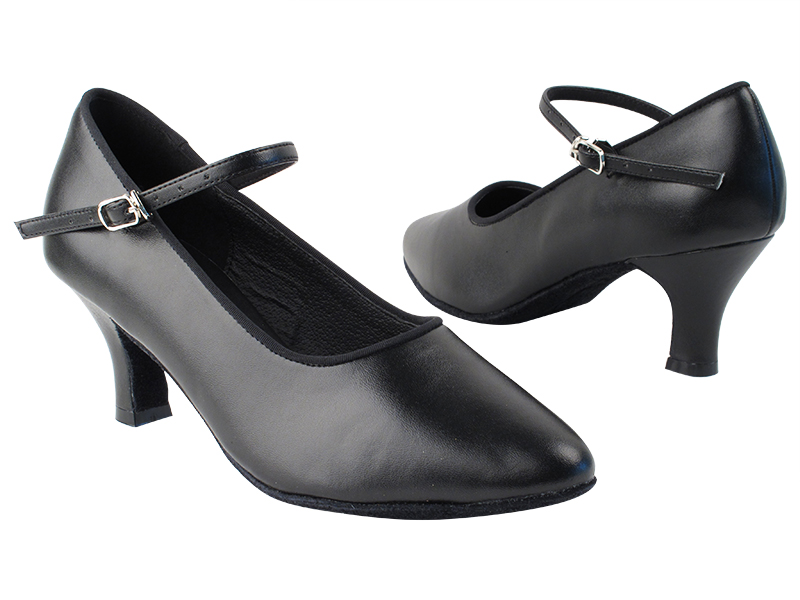 SERA5522 Black Leather with 2.5